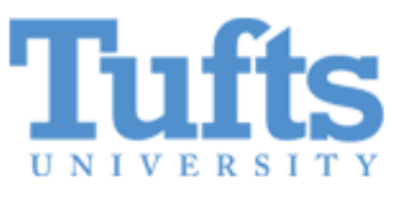Logo for Tufts University